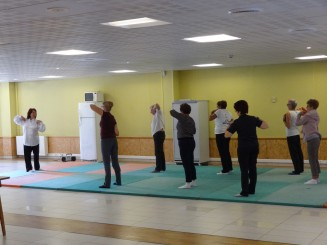 cours qi gong salle