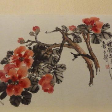 Calligraphie et peinture Chinoise 1 octobre 2018